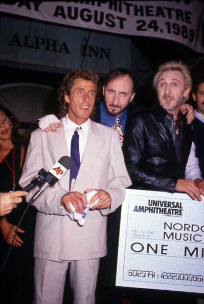 The Who - 1989 USA