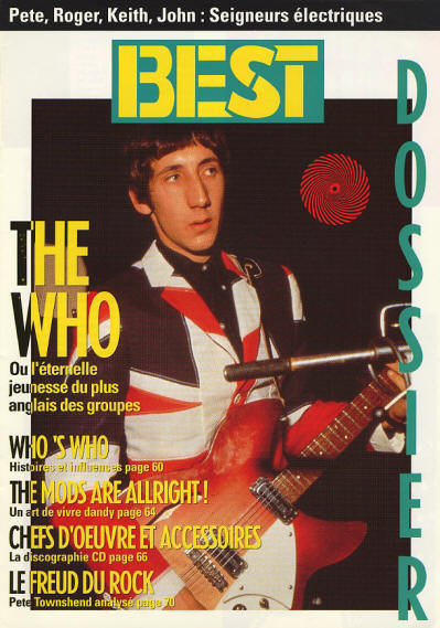 The Who - France - Best - October, 1992