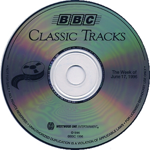BBC Classic Tracks - The Who - The Week of June 17, 1996