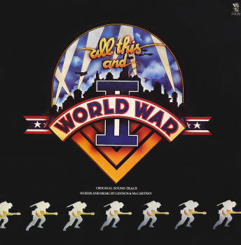"All This And World War II - 1976 UK LP - Featuring Keith Moon peforming, ""When I'm Sixty-Four"""