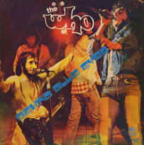 The Who - Behind Blue Eyes/See Me, Feel Me/Won't Get Fooled Again - Thailand - 1971 4 Track 45 (EP)