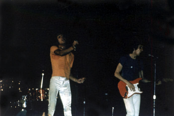 The Who - Singer Bowl, Flushing, New York - August 2, 1968