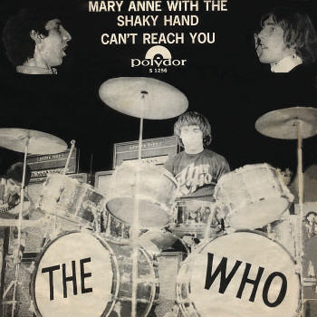 The Who - Mary Anne With The Shaky Hand - 1967 Holland 45