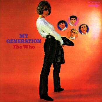 The Who - My Generation - 2007 Japan Box Set (Promo)