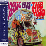 The Who - Magic Bus - 2007 Japan CD