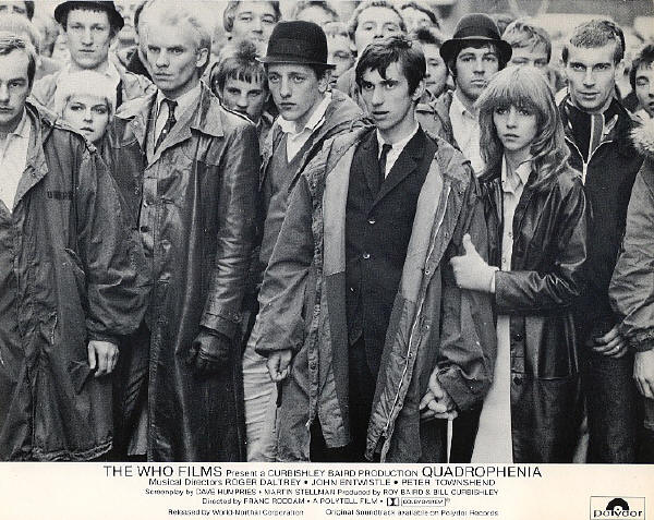 The Who - Quadrophenia - 1979