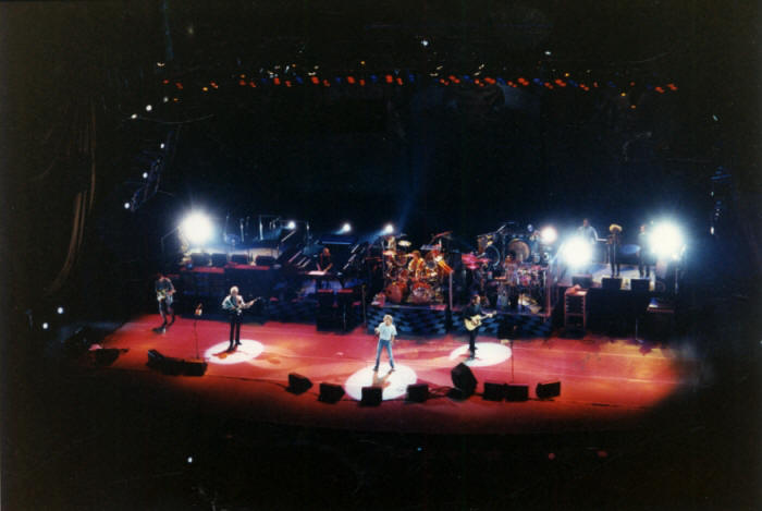 The Who - Radio City Music Hall - June 27, 1989