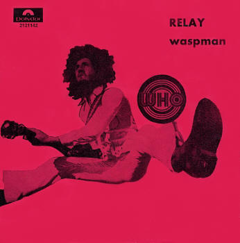 The Who - Relay - 1972 Anglola 45