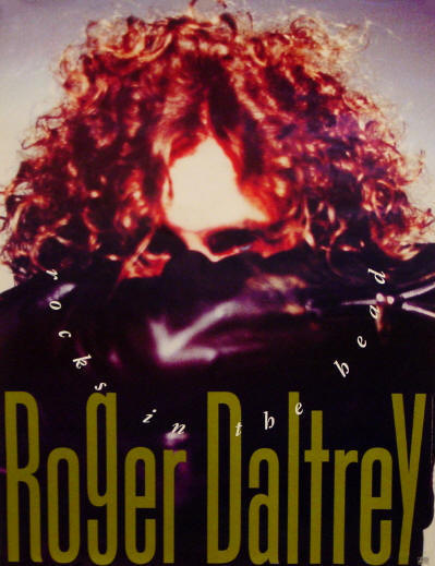 Roger Daltrey - Rocks In The Head - 1992 USA (Promo)