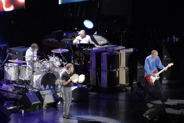 The Who - Sheffield Arena - Sheffield, England - May 23, 2007