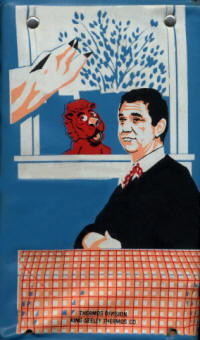 Soupy Sales Lunch Box (Side Panel)