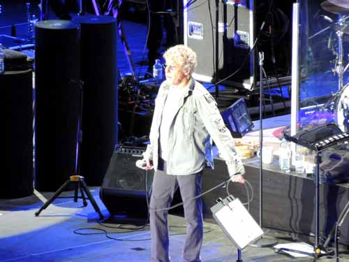 The Who - Sheffield Arena - June 18, 2013