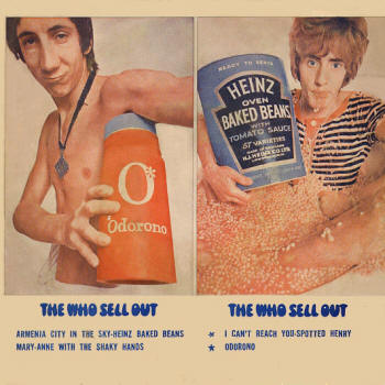 The Who Sell Out - 1967 Thailand EP