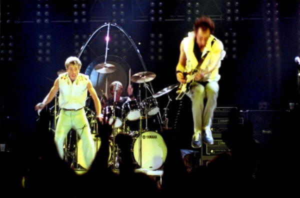 The Who - 1982 USA Tour