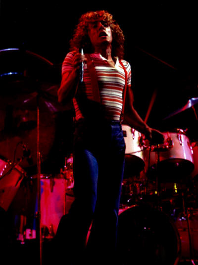 The Who - San Diego Sports Arena, California, USA - October, 7, 1976