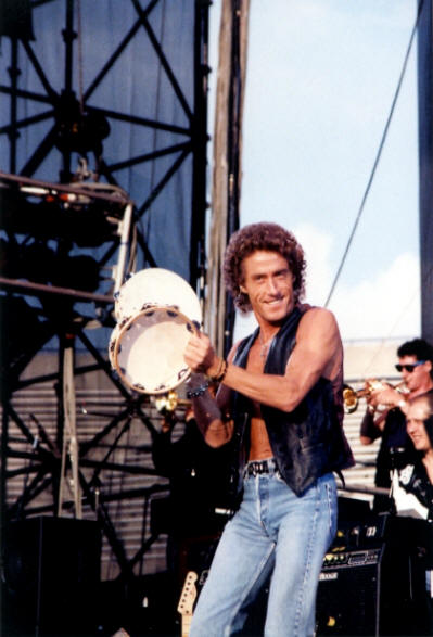 The Who - Joe Robbie Stadium, Miami, Florida - July 30, 1989