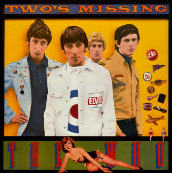 The Who - Two's Missing - 1987 Canada LP