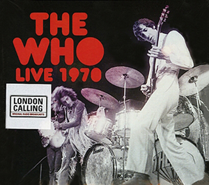 The Who Live 1970 - 2021 UK Album
