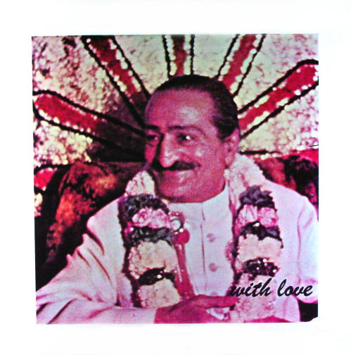 With Love - 1977 UK Meher Baba LP (Reissue)